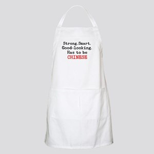 be chinese Apron