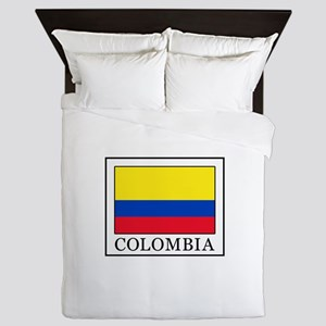 Colombia Queen Duvet