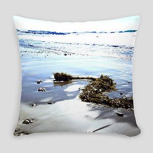 Bright Beach Everyday Pillow