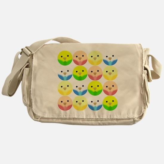 Cute Roles Messenger Bag