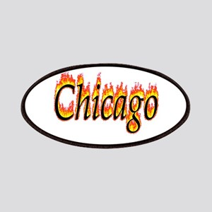 Chicago Flame Patch