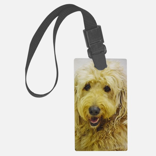 Love That Doodle Luggage Tag
