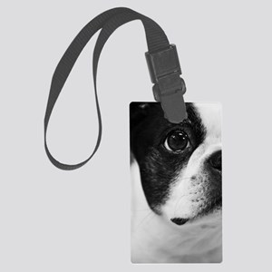 Sweet Boston Large Luggage Tag
