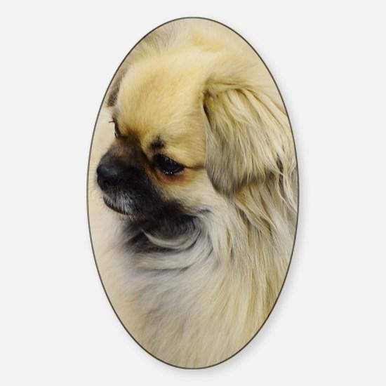Tibbie Emmy Sticker (Oval)