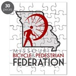 MoBikeFed Logo Puzzle