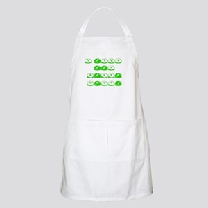 Green M&M's BBQ Apron