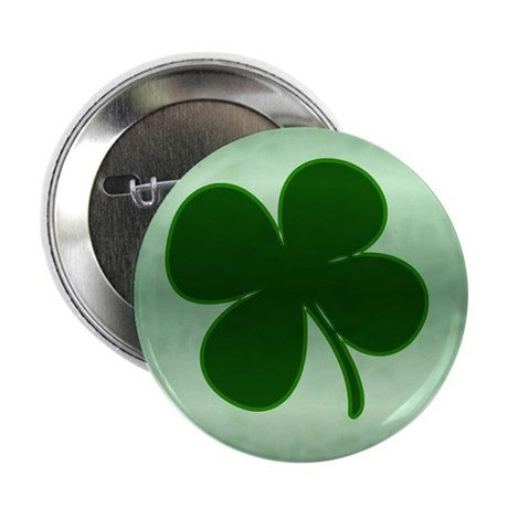 4 Leaf Clover Button