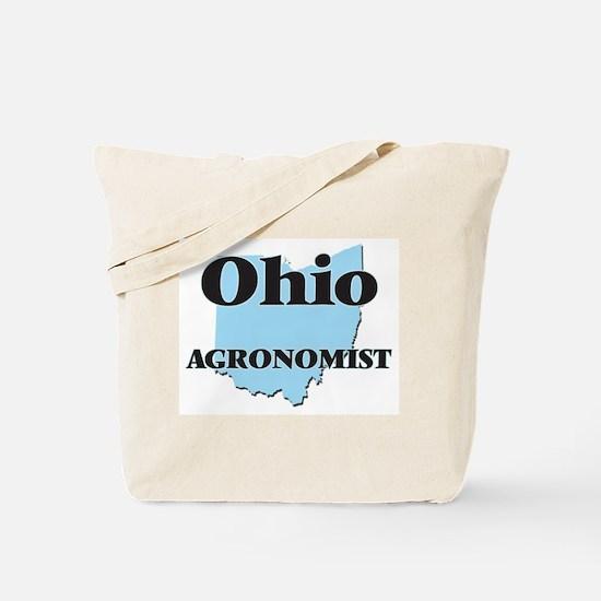 Ohio Agronomist Tote Bag