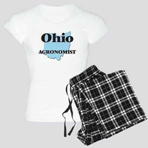 Ohio Agronomist Women's Light Pajamas