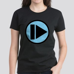 """Play Button"" T-Shirt"