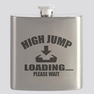 High Jump Loading Please Wait Flask