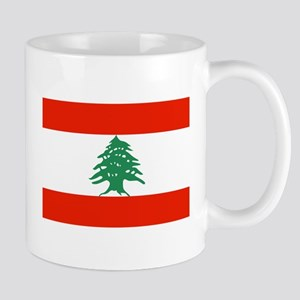Flag of Lebanon Mug