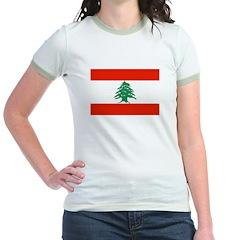 Flag of Lebanon T
