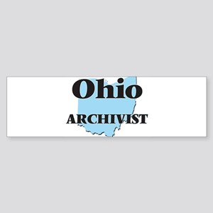 Ohio Archivist Bumper Sticker