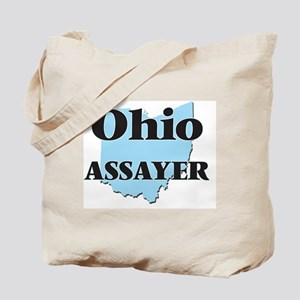 Ohio Assayer Tote Bag