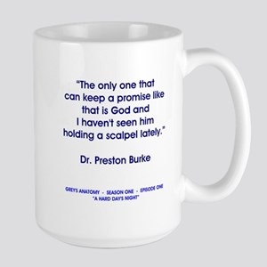 PROMISES Large Mug
