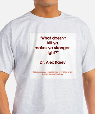 WHAT DOESN'T... T-Shirt