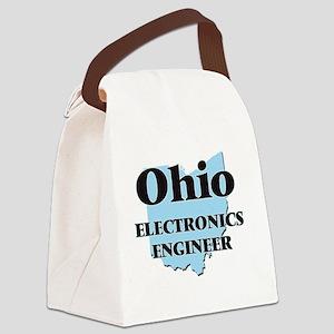 Ohio Electronics Engineer Canvas Lunch Bag