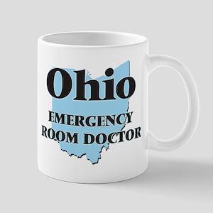 Ohio Emergency Room Doctor Mugs