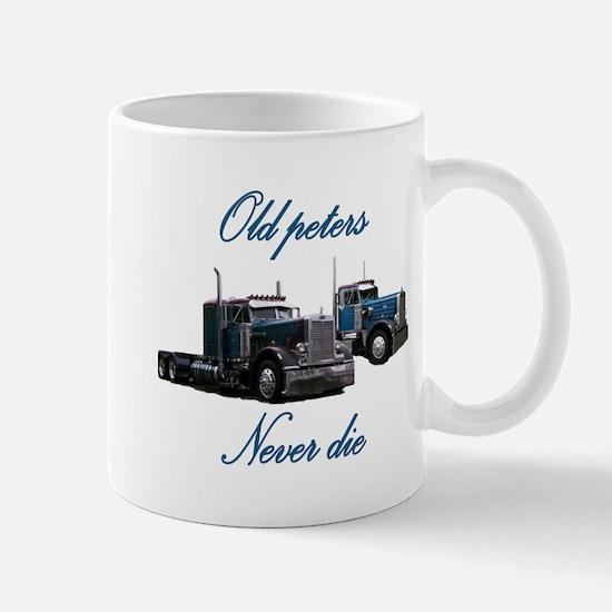 Old Peter Never Die Mug