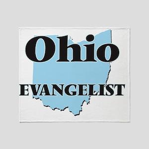 Ohio Evangelist Throw Blanket