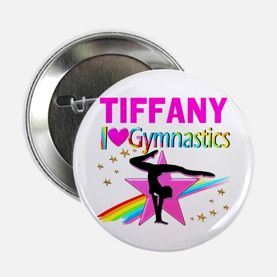 "FIERCE GYMNAST 2.25"" Button"