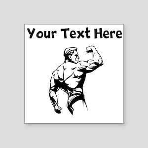 Bodybuilder Sticker