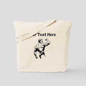 Bodybuilder Tote Bag
