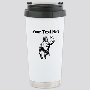 Bodybuilder Travel Mug
