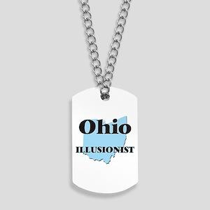 Ohio Illusionist Dog Tags