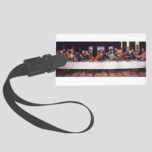 The Lords Last Supper Luggage Tag