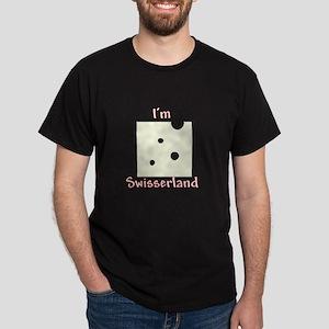 I'm Swisserland Dark T-Shirt