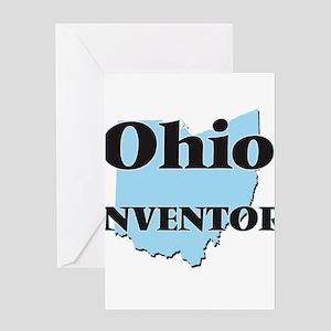 Ohio Inventor Greeting Cards