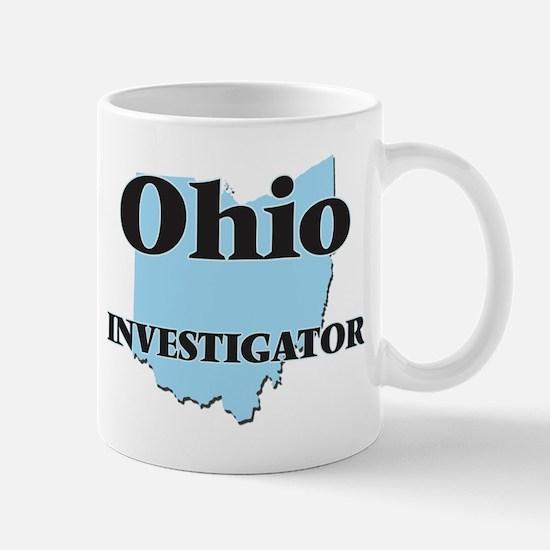 Ohio Investigator Mugs