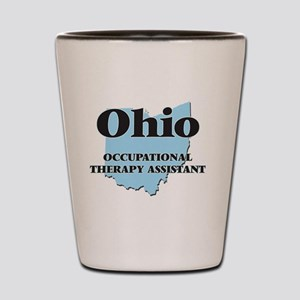 Ohio Occupational Therapy Assistant Shot Glass