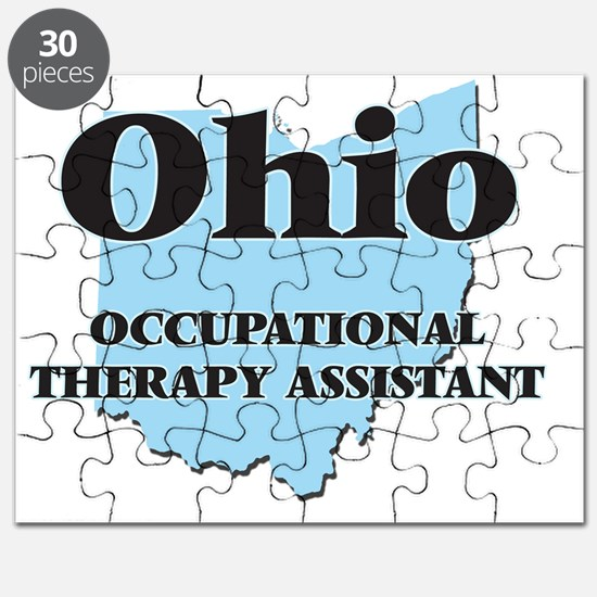 Ohio Occupational Therapy Assistant Puzzle