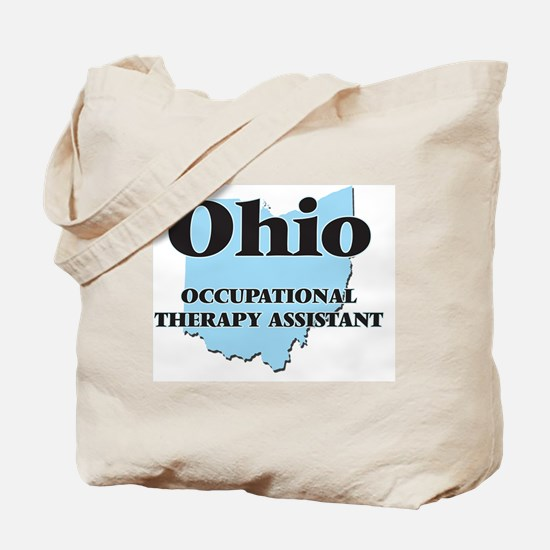 Ohio Occupational Therapy Assistant Tote Bag