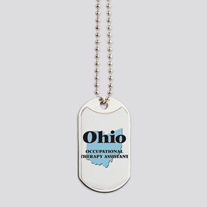 Ohio Occupational Therapy Assistant Dog Tags