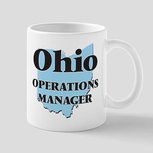 Ohio Operations Manager Mugs