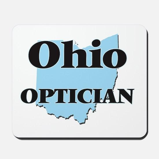 Ohio Optician Mousepad