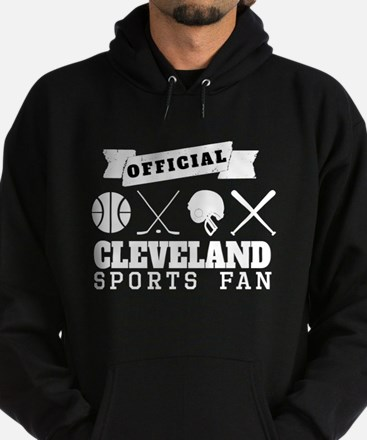 Official Cleveland Sports Fan Hoodie