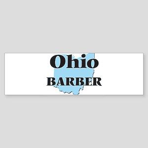 Ohio Barber Bumper Sticker