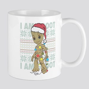 I Am Grootmas Mugs