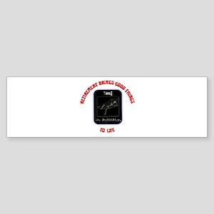 Yep! New Beginnings.:-) Bumper Sticker