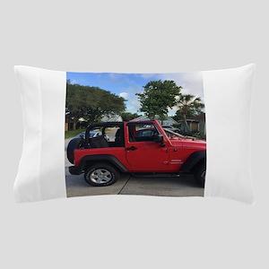 Big Jeep Pillow Case