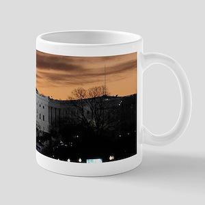 United States Capitol Building at Dusk Mugs