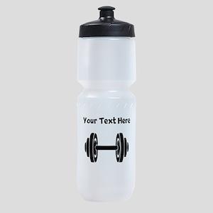 Dumbbell Sports Bottle