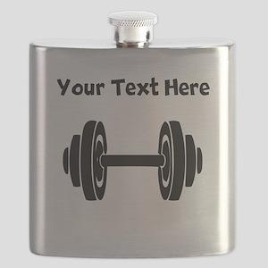 Dumbbell Flask