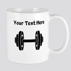 Dumbbell Mugs