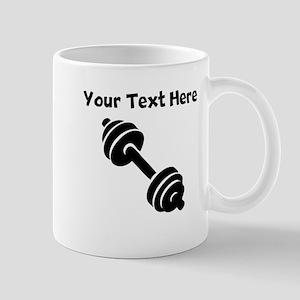 Dumbbell Mugs